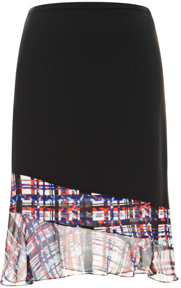 Nonoo Mary Fit And Flare Skirt