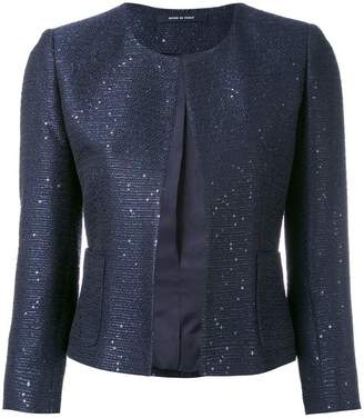 Tagliatore classic fitted jacket