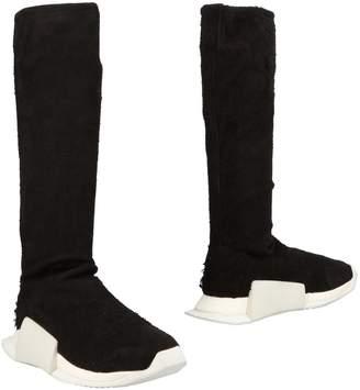 Rick Owens x ADIDAS Boots