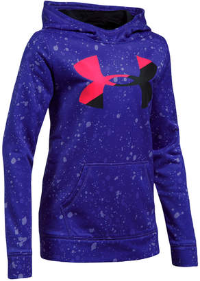 Under Armour Armour Fleece Pullover Hoodie, Big Girls