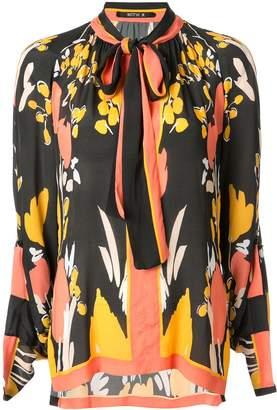 Kitx Nurture Nature printed blouse