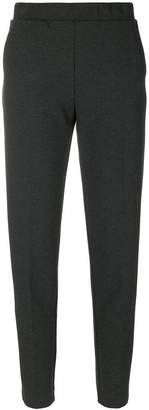 Le Tricot Perugia tapered crop trousers