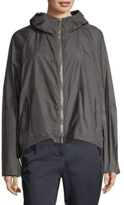 Jil Sander Hooded Parachute Jacket