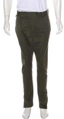 Alexandre Plokhov Cropped Asymmetrical Pants