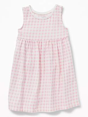 Old Navy Sleeveless Empire-Waist Jersey Dress for Baby