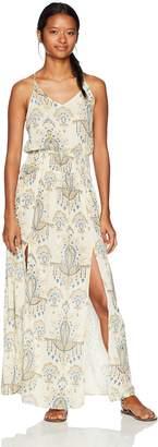 O'Neill Women's Hope Printed Maxi Dress