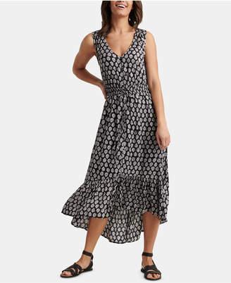 Lucky Brand Border Print Felice Dress