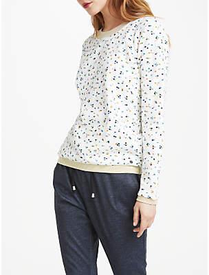 Nümph Beeja Sweater, Pristine White