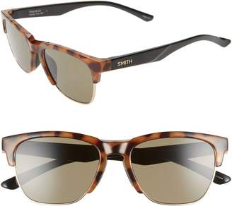 Smith Haywire 55mm ChromaPop(TM) Polarized Sunglasses