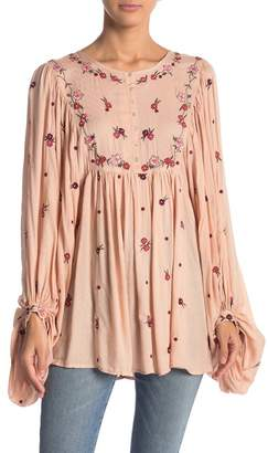 Free People Kiss From A Rose Top