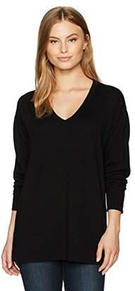 Pendleton Women's Size Merino V-Neck Pullover Sweater
