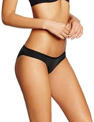 Iris & Lilly Women's Body Smooth Microfiber Bikini