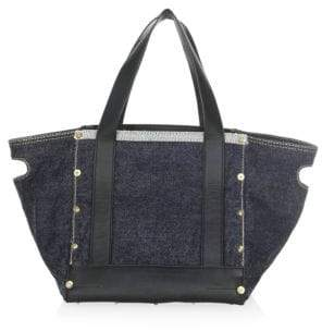 Sacai Small Denim Mini Bag