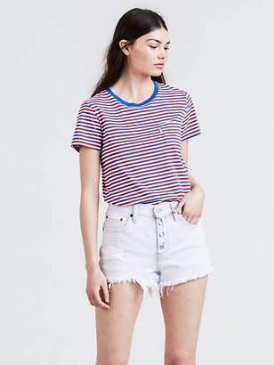 Levi's Perfect Pocket Tee Shirt T-Shirt