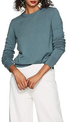 The Row Women's Minkia Cashmere Crewneck Sweater - Teal