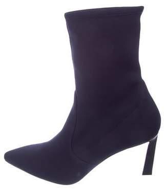 177ddd186 Stuart Weitzman Fabric Women's Boots - ShopStyle