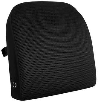 Relaxzen Comfort Products Memory Foam Massage Lumbar Cushion