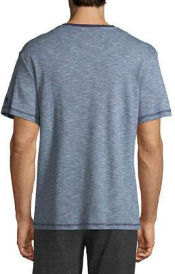 Majestic International Men's Space Cadet V-Neck T-Shirt