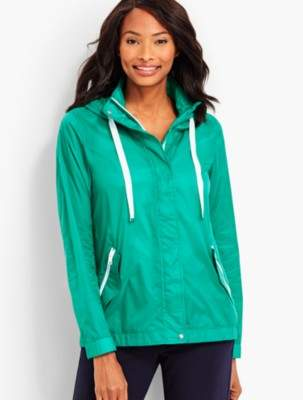 Talbots Nylon Windbreaker