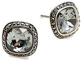 Swarovski Lattitude Stud Pierced Earrings