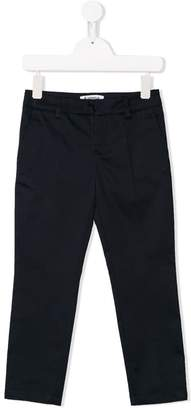 Dondup Kids slim-fit tailored trousers
