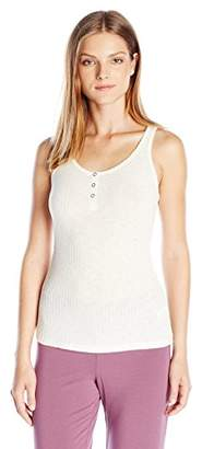 PJ Salvage Women's Rib Essentials Tank