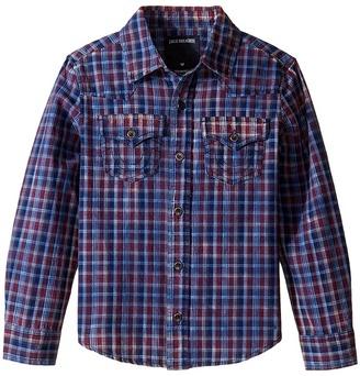 True Religion Kids Indigo Western Shirt (Toddler/Little Kids) $79 thestylecure.com