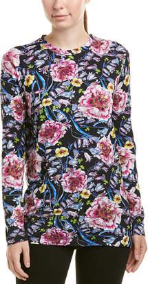 Prabal Gurung Floral T-Shirt