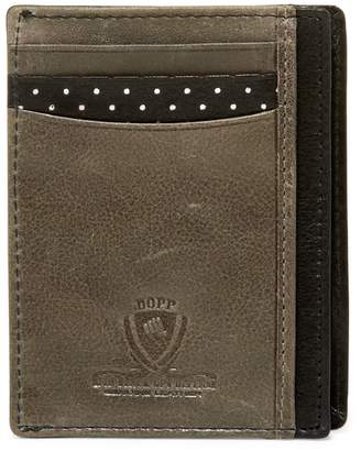 Buxton RFID Front Pocket Get-Away Leather Wallet
