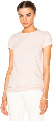 DRKSHDW by Rick Owens Level Tee $254 thestylecure.com