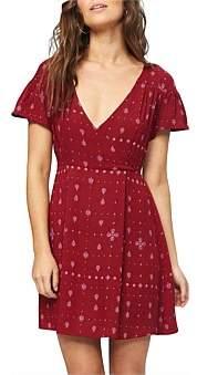 MinkPink Sharpshooter Tea Dress