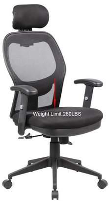 United Chair Industries LLC Mesh High-Back Executive Chair