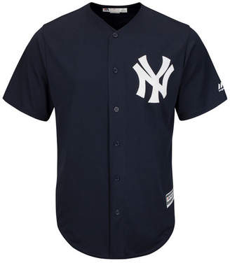 Majestic Men's New York Yankees Cool Base Jersey $100 thestylecure.com