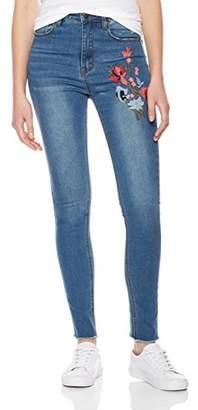 Parker Lily Women's Basic Stretch Classic Denim Slimming Skinny Jean