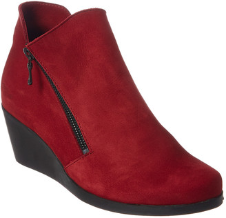 Arche Jojoba Leather Bootie