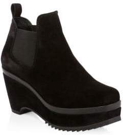 Pedro Garcia Faustine Wedge Booties