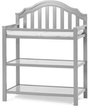 Child CraftChild CraftTM Penelope Changing Table in Cool Grey