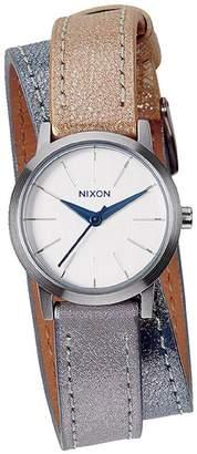Nixon Kenzi Watch Leather Wrap