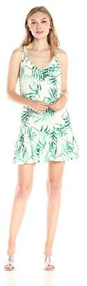 Amanda Uprichard Women's Odessa Print Dress