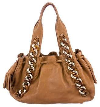 Michael Kors ID Chain Shoulder Bag