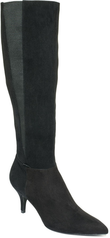 Ellen Tracy Shoes, Boast Tall Riding Boots