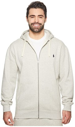 640cf4c3e Polo Ralph Lauren Big   Tall Big Tall Classic Fleece Full-Zip Hoodie