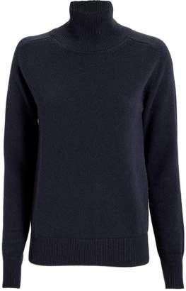 Victoria Beckham Turtleneck Cashmere Sweater