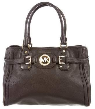 MICHAEL Michael Kors Leather Tote