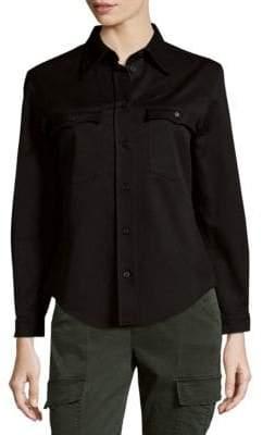 Miu Miu Long Sleeve Shirt