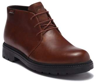 Camper Hardwood Leather Chukka Boot