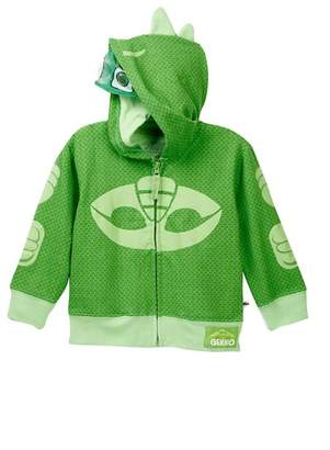 HAPPY THREADS PJ Masks Gekko Hoodie (Toddler Boys)