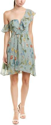 ASTR the Label Libby One-Shoulder Sundress