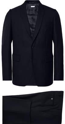Dries Van Noten Navy Slim-Fit Wool-Twill Suit