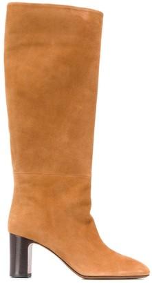 Carel Michel Vivien knee length boots